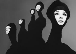 RICHARD AVEDON Audrey Hepburn, actress, New York, January 20, 1967 © The Richard Avedon Foundation