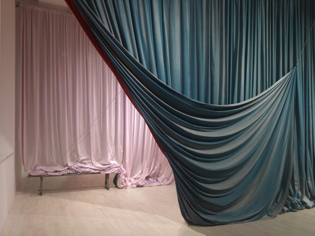 Pilar Corrias, Meyer Riegger Ulla von Brandenburg, Two Times Seven, 2017  Courtesy of the artist and the galleries