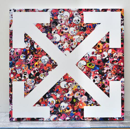 Takashi Murakami and Virgil Abloh collaborate on show for London Fashion Week 2018