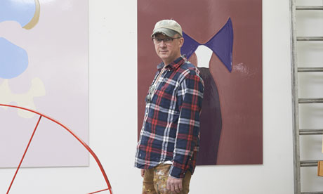 gary hume 010 Gary Hume: I couldnt hold down a job. Thats why I became an artist