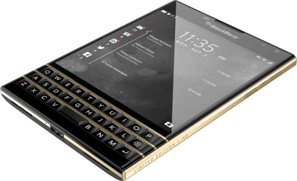 goldblackberrypassport