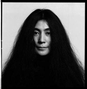 Yoko Ono, 1969 Portrait by Iain Macmillan ©Yoko Ono