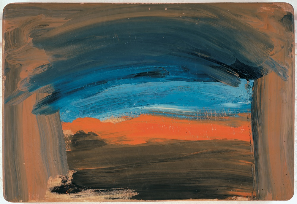 howard hodgkin piano nobile