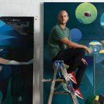 Unit London launch new 6,000 sq foot space with Ryan Hewett exhibition