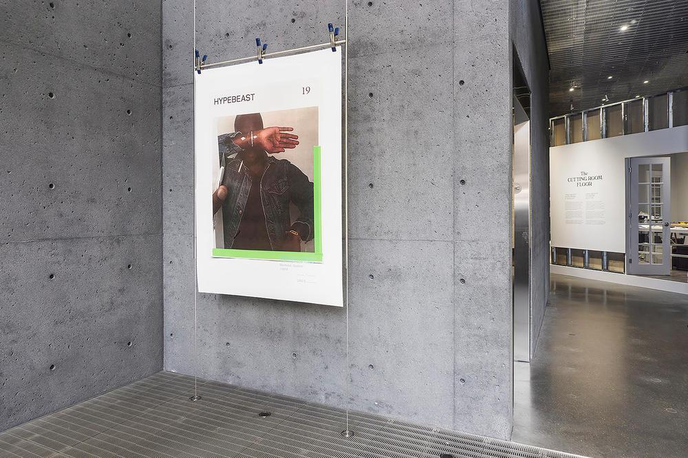 """CUTTING ROOM FLOOR"" Virgil Abloh™ c/o SSENSE exhibition FAD MAGAZINE"