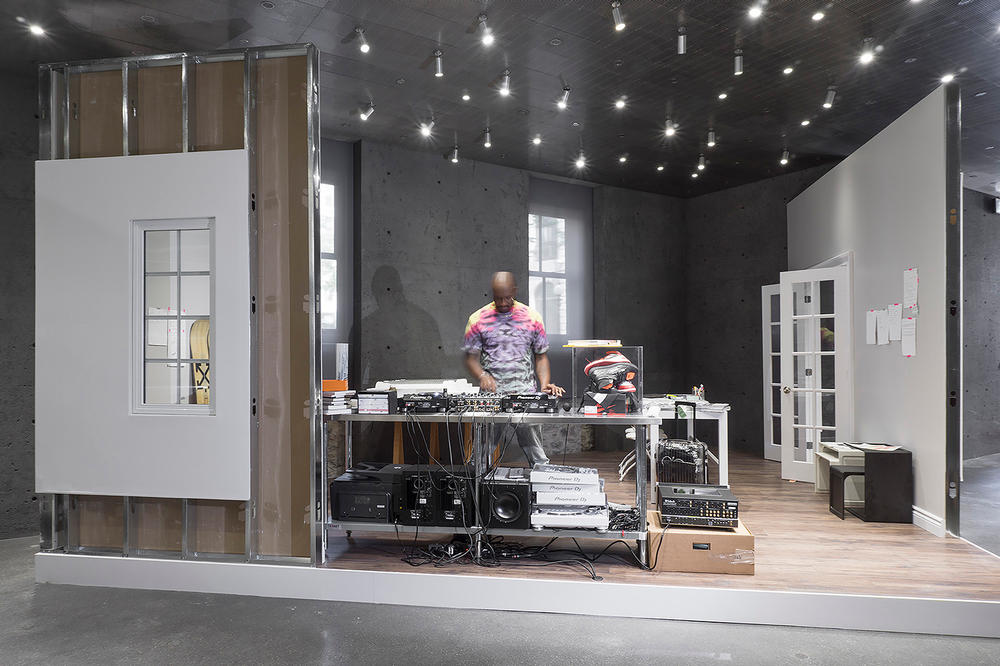 """CUTTING ROOM FLOOR"" Virgil Abloh™ c/o SSENSE exhibition FAD MAGAZINE"
