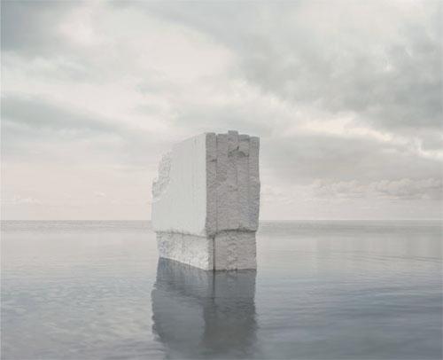 Iceberg, Lightjet Print, 168 x 208 cm, 2012
