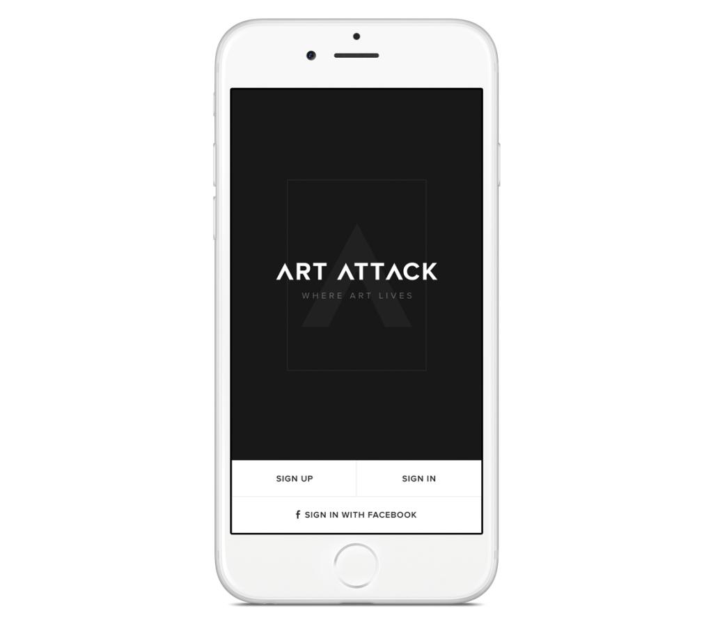 ArtAttack FAD magazine