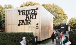 Hollywood invests in Frieze