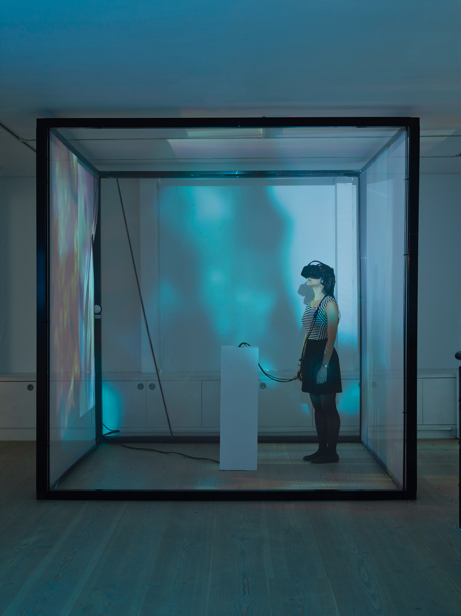 D Virtual Reality Exhibition : New exhibition by artists working in vr opens london