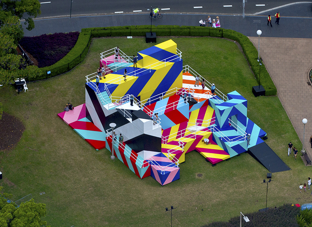 Maser - The Art Conference