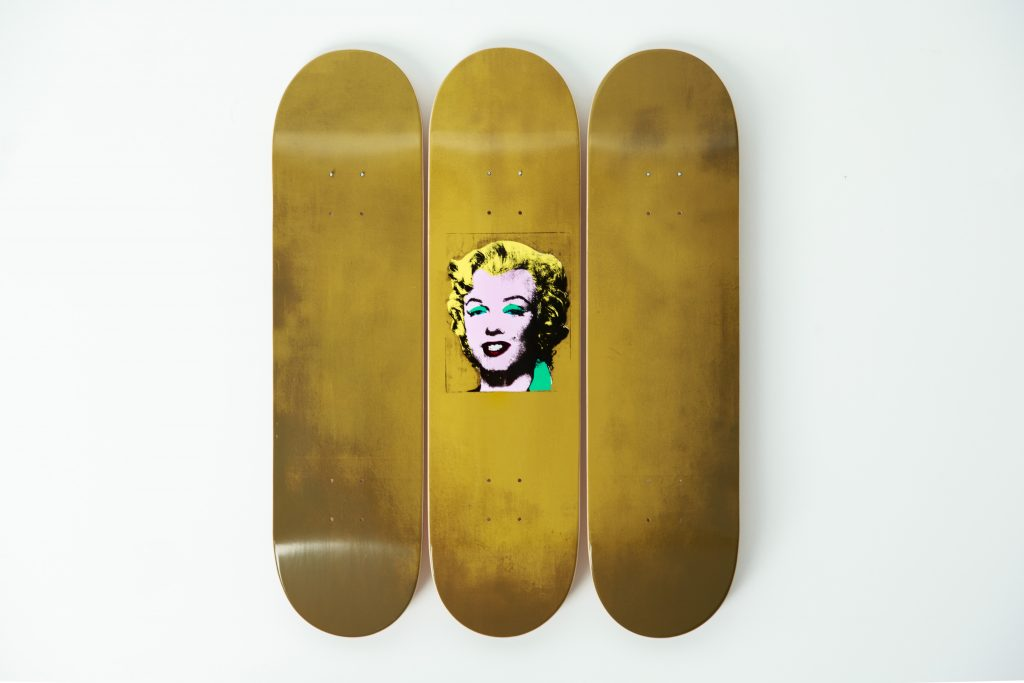 Warhol , Marlyn The Skateroom