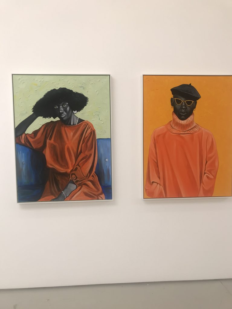 Otis Kwame Kye Quaicoe, 'Black Like Me' at Roberts Projects