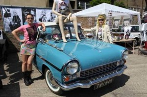 image0062 300x198 Something For The Weekend: Vauxhall Art Car Boot Fair 2013