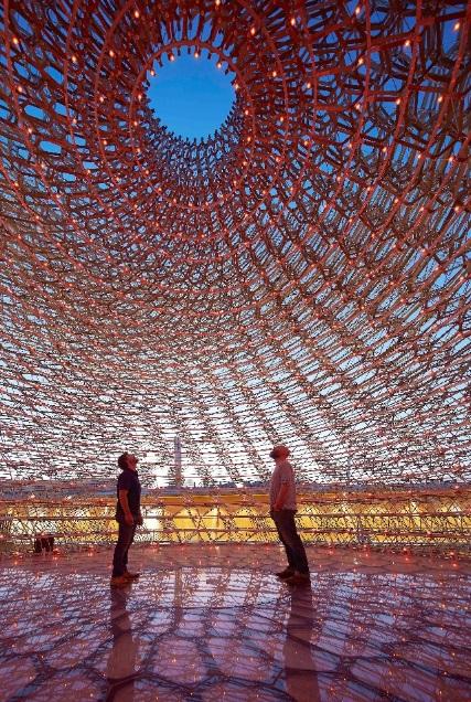 The Hive  at Kew