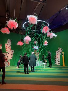 Alice: Curiouser & Curiouser, anew exhibitionat the V&A dedicated toAlice in Wonderland FAD magazine