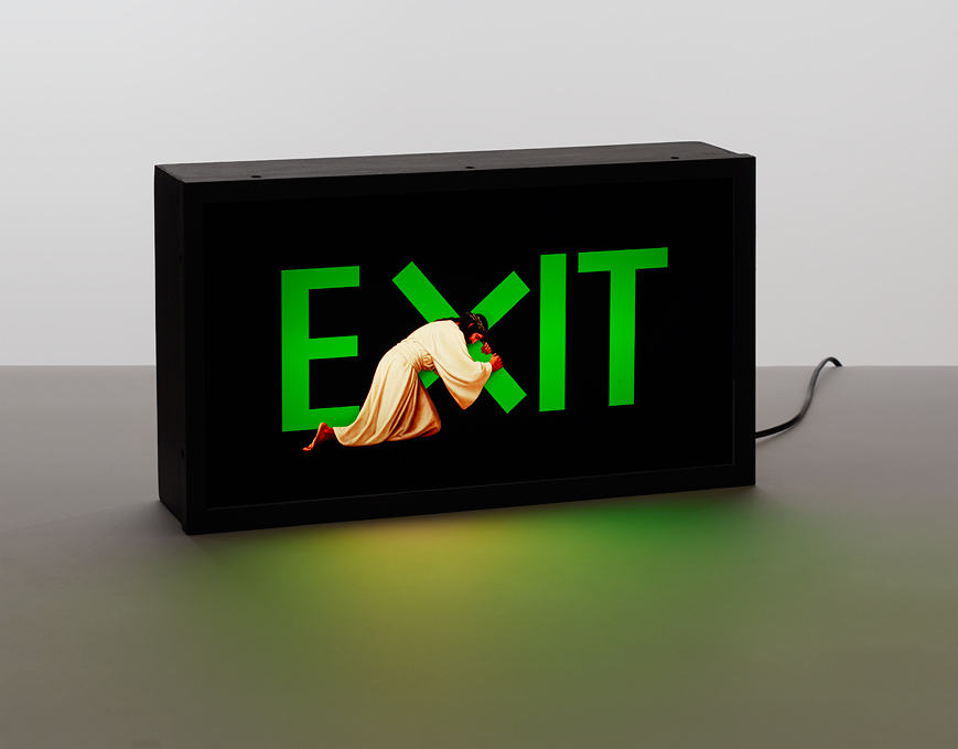 Lights of soho Contemporary Vanitas