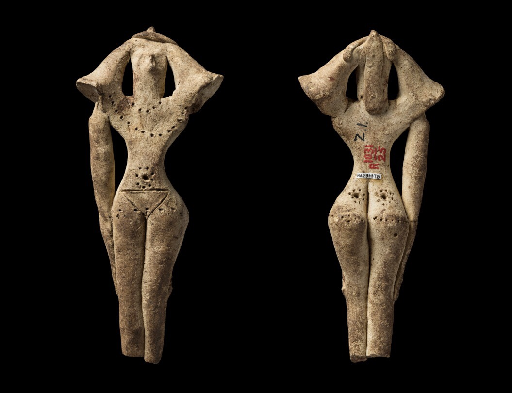 ancient egypt had an ever changing artistic style
