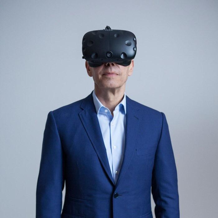 Jeff Koons on Acute VR art Platform