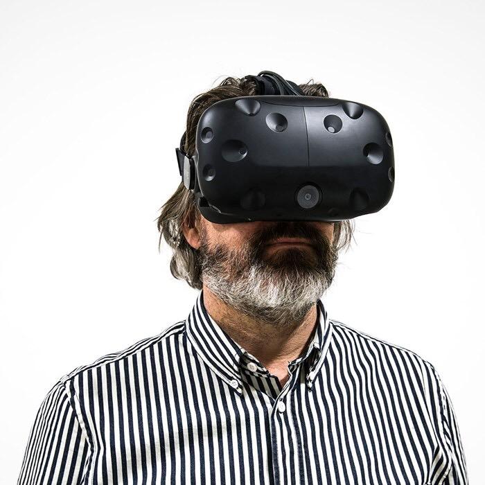 Olafur Eliasson on Acute VR platform