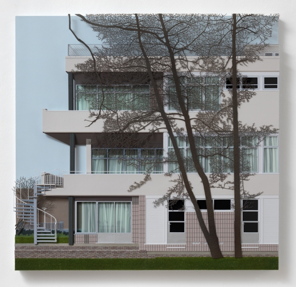 Lucy Williams: Pavilion at Timothy Taylor Gallery Private View Tonight Tuesday 27th November 2012
