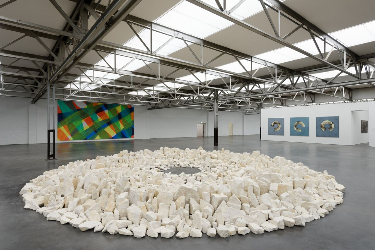 Installation view of exhibition ReView, De Pont Museum, Tilburg, the Netherlands, 2017. Photo Peter Cox, Copyright De Pont Museum. FAD magazine