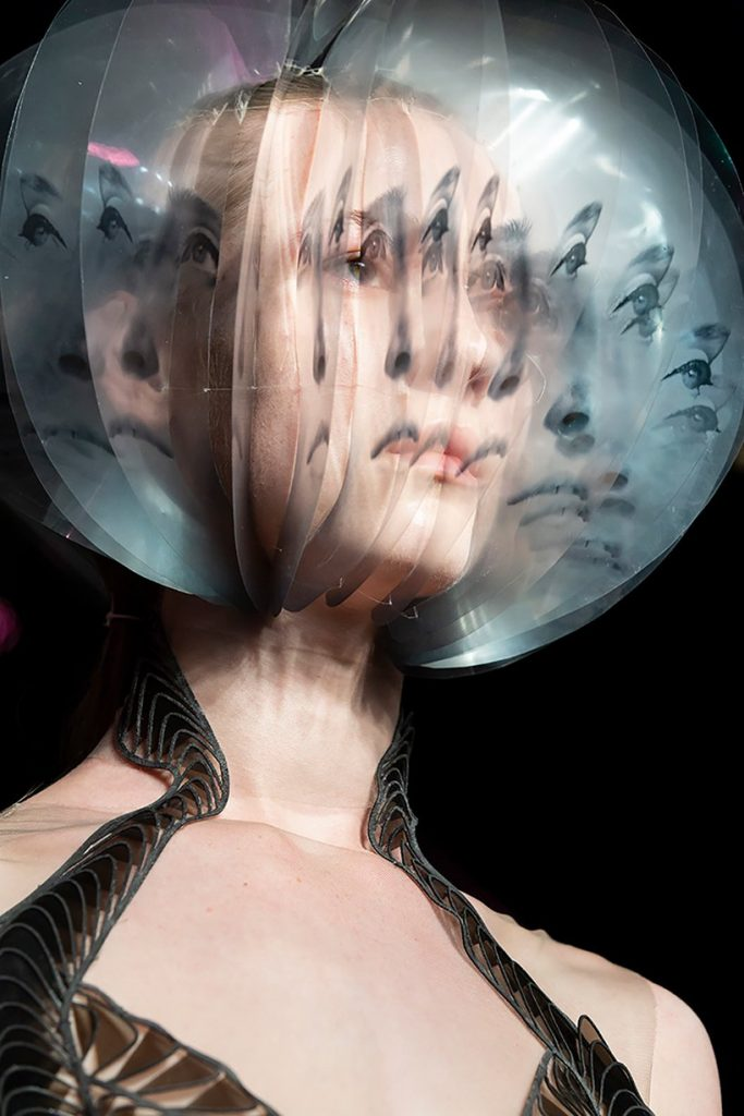 image by paul blind | courtesy iris van herpen FAD MAGAZINE