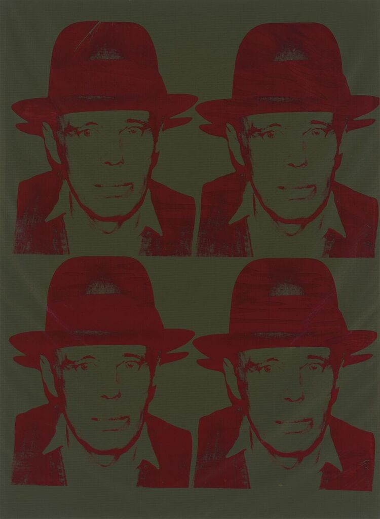Joseph Beuys © The Andy Warhol Foundation for Visual Arts