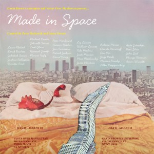 Preview: Opening 11th of July Made in space @ Gavin Browns Enterprise and Venus over Manhattan in New York