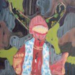 Gresham Tapiwa Nyaude Walking Home Alone, 2018 Kristin Hjellegjerde Gallery