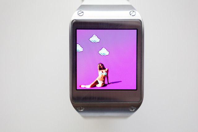 Addie Wagenknecht Lasertits, 2014 xpo gallery