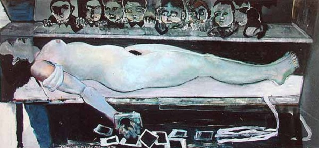 marlene dumas snowwhite 640 ART STUFF on a train # 111: 'Book the Show vs. Show the Book