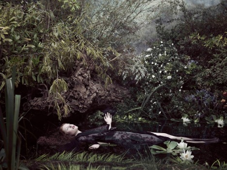 ophelia jpeg 0 MIHARAYASUHIRO / Paolo Roversi / Ophelia Has a Dream – 'Late at Tate' This Friday December 7th from 6pm