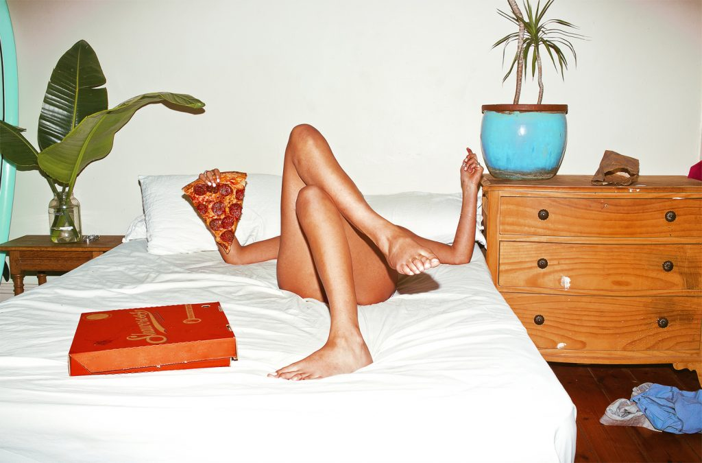 Sarah Bahbah Sex and Takeout - Pizza