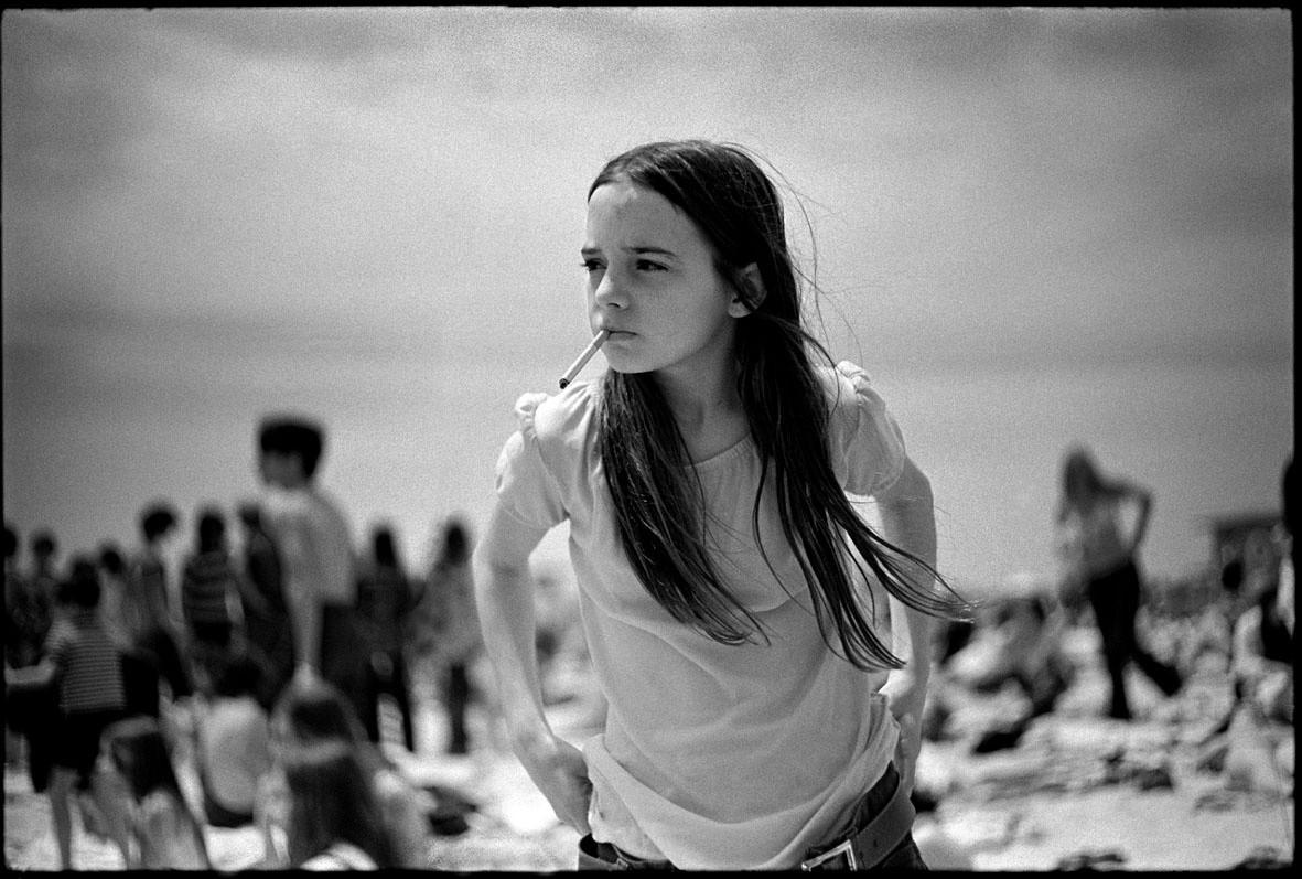 Joseph Szabo, Priscilla, 1969, © Joseph Szabo, Priscilla, 1969