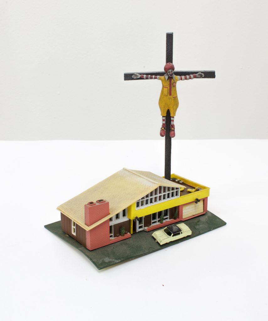 ronald crucified 2