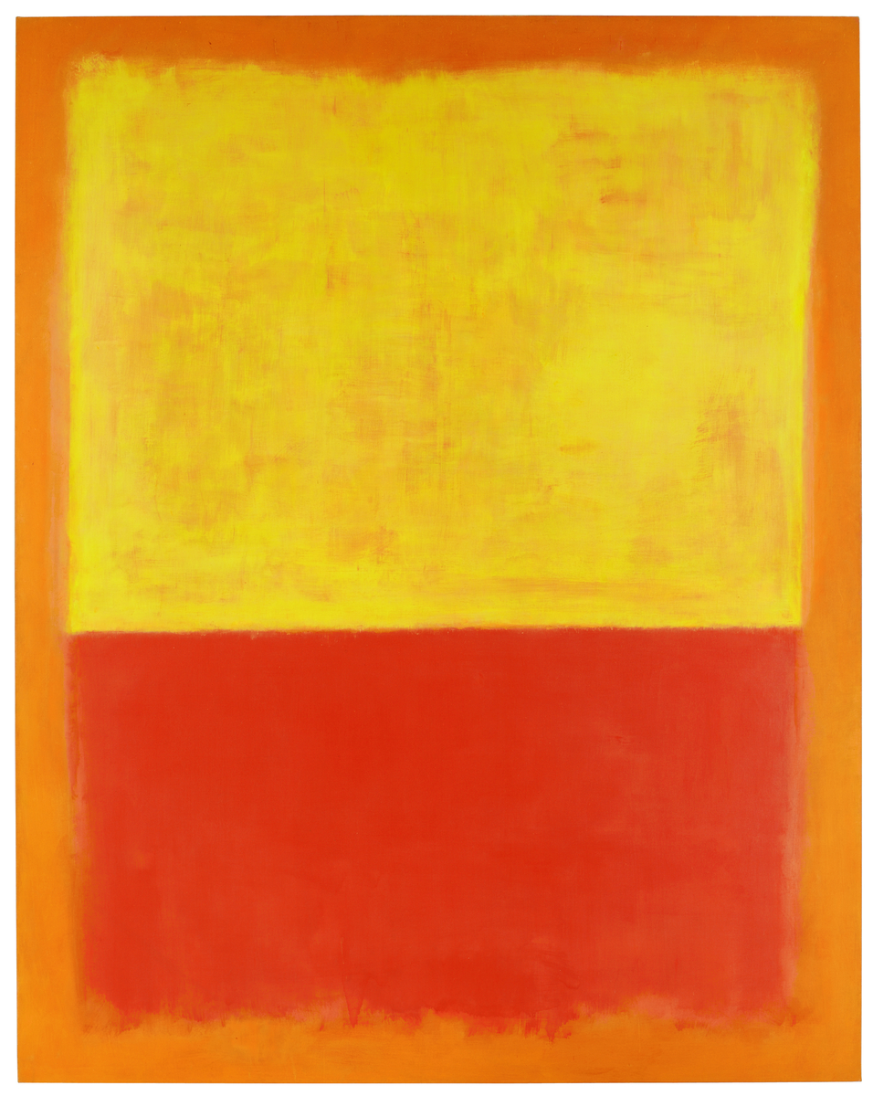 Art Talk:Dr. Irving Sandler talks about Mark Rothko Thursday 22nd ...