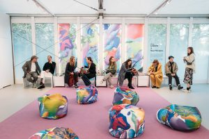 Arto LIFEWTR lounge Frieze London FAD Magazine