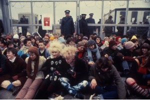 FAD MAGAZINE Women's Peace Camp - RAF Greenham Common Air Base - 1982.