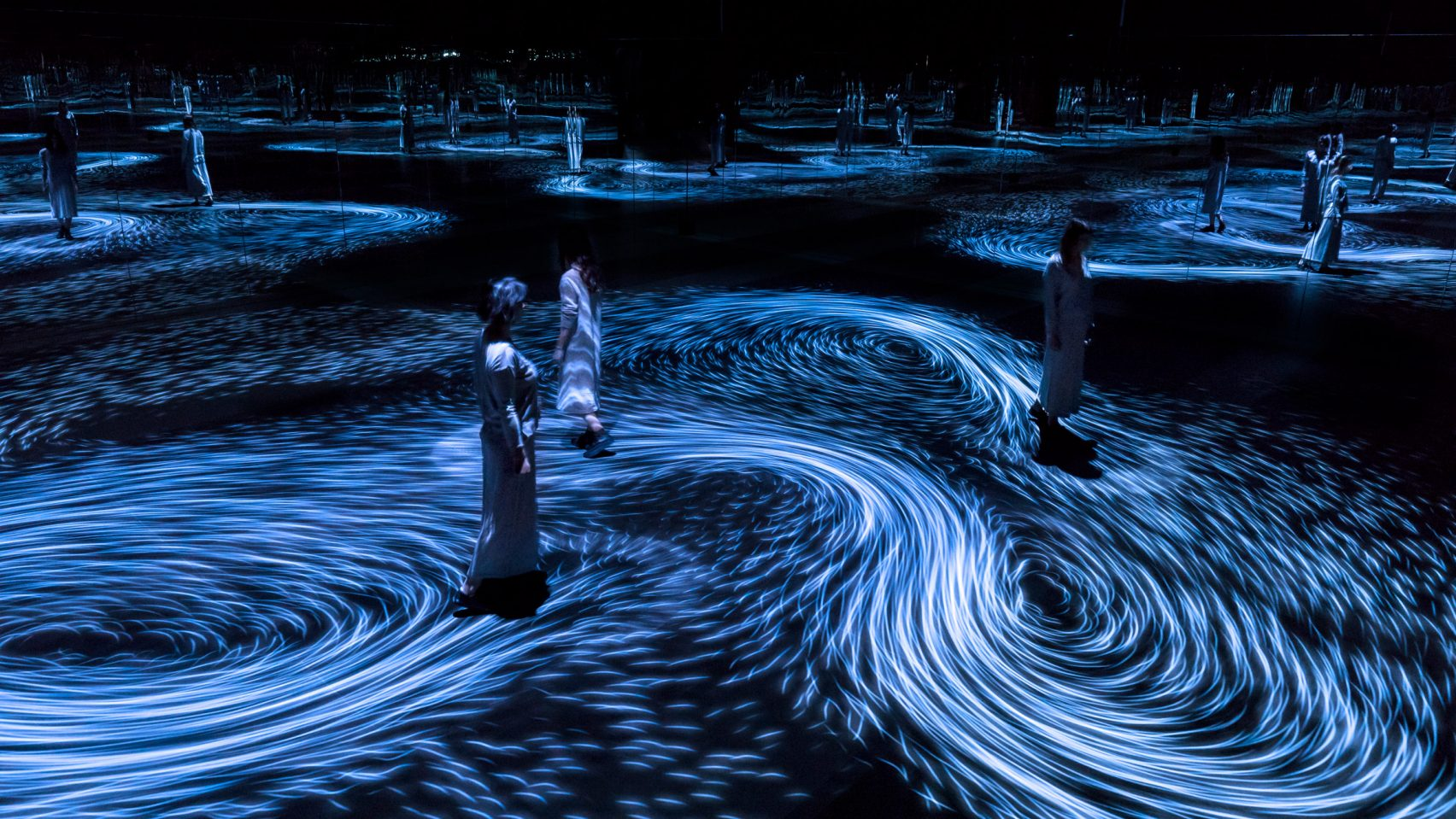 teamlab-art-installation-moving-creates-vortices-vortices-create-movement-melbourne-australia- FAD Magazine