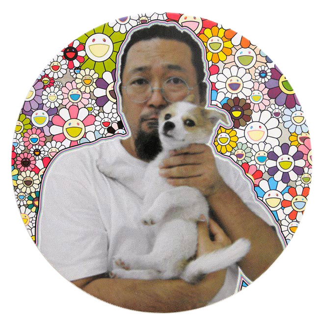 tm 4 Get Your portrait by Takashi Murakami