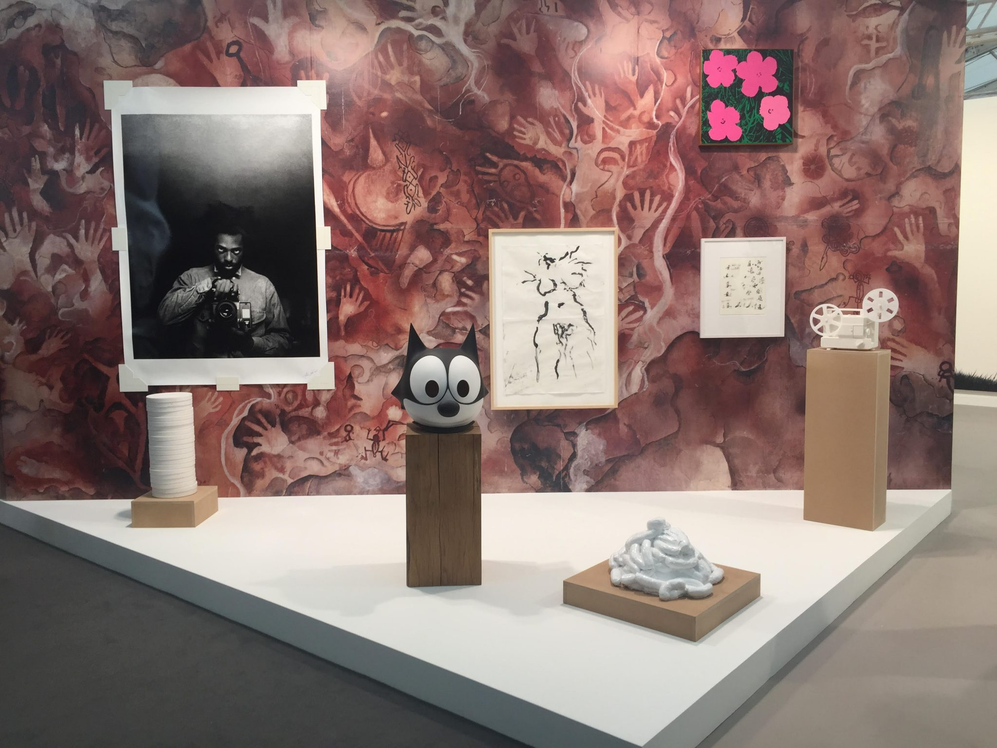 Gavin Brown at Frieze London 2017 FAD Magazine