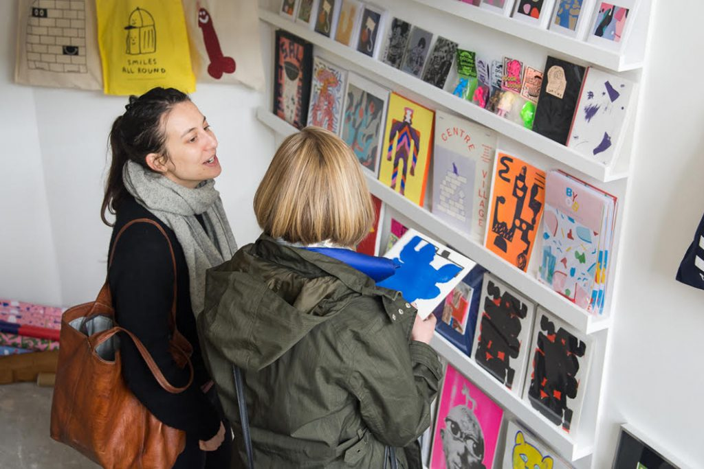 DIY Art Shop FAD MAGAZINE