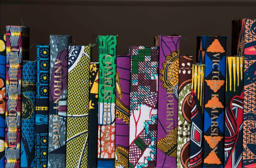 Tate acquires Yinka Shonibare's British Library