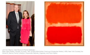 Gagosian, Pace Gallery + Acquavella Galleries join forces with the Marron family to handle the sale of the Donald B. Marron Family Collection.