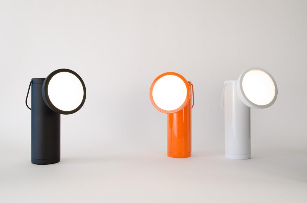 David Irwin Launches M Lamp