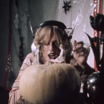 Derek Jarman, Electric Fairy, 1971, (16mm colour).