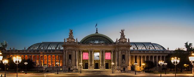 Views of Grand Palais' Nave. Photo: Cosimo Mirco Magliocca/ Collection Rmn-Grand Palais.