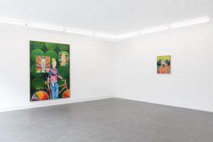 Ryan Mosley at Tim Van Laere gallery.
