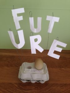 Sarah Lucas , FUTURE, 2018 © Sarah Lucas courtesy Sadie Coles HQ, London